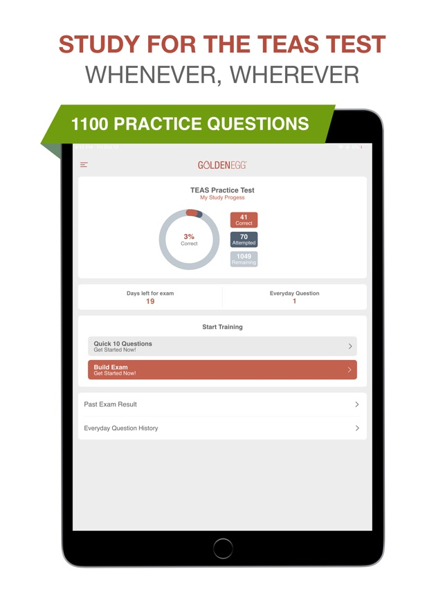 TEAS Practice Test Pro on the App Store