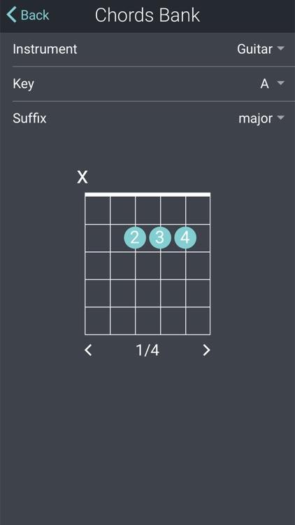 Guitar Tabs & Chords screenshot-4