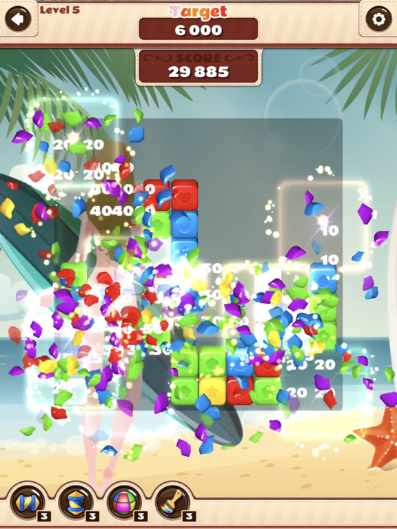 Block Puzzle POP!! screenshot 10