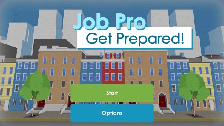 JobPro: Get Prepared!