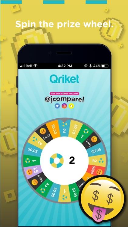 Qriket screenshot-4