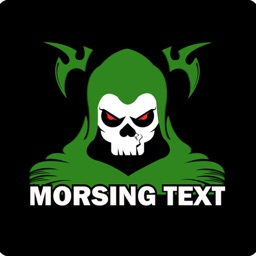 Morsing Text