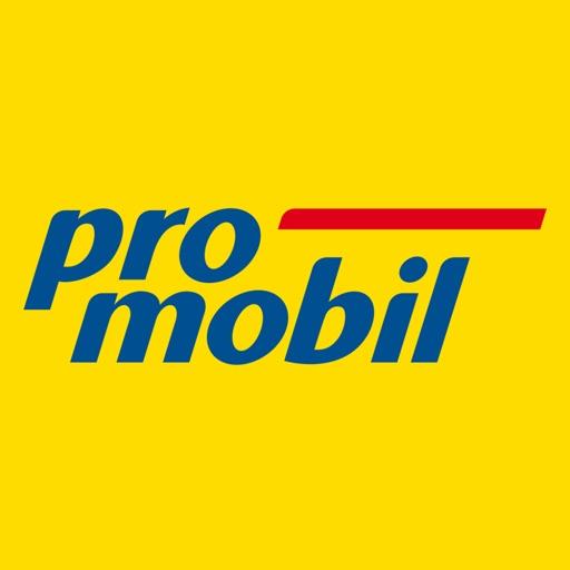 Promobil News app logo