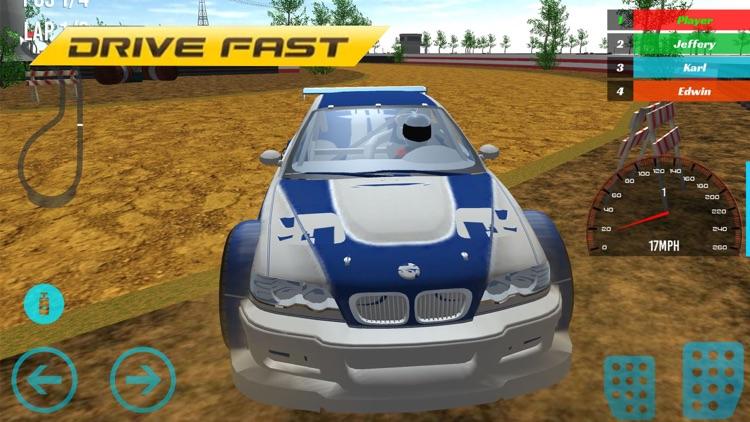 Racing Fast Speed Car