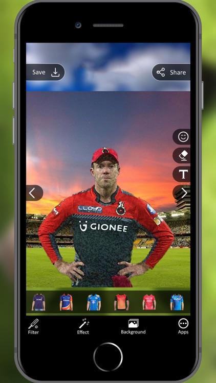 IPL Photo Suit