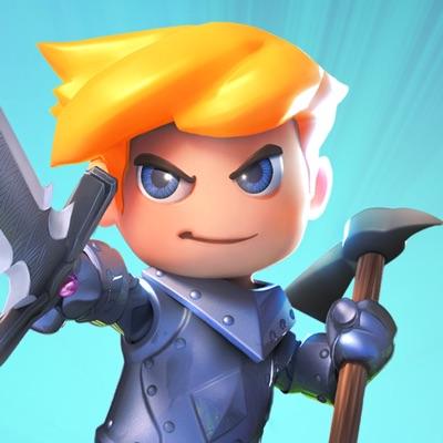 Portal Knights en top de juegos de mundo abierto para Android y iOS