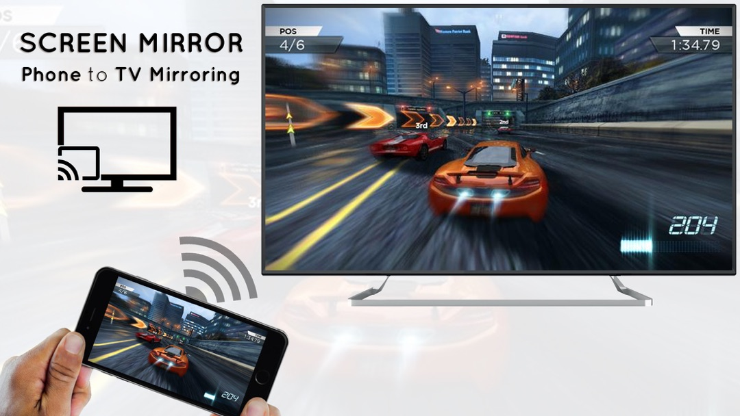 Mirror for Sony TV Cast - Online Game Hack and Cheat