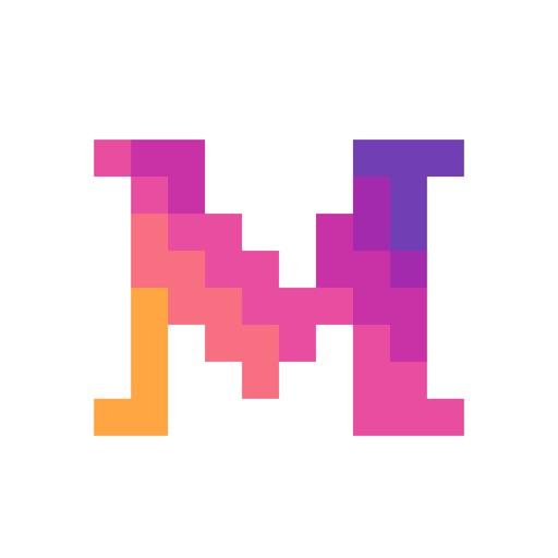 Masterpiece Coloring application logo