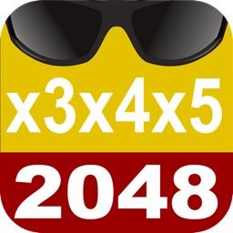 2048 3x3 4x4 5x5 + Blind