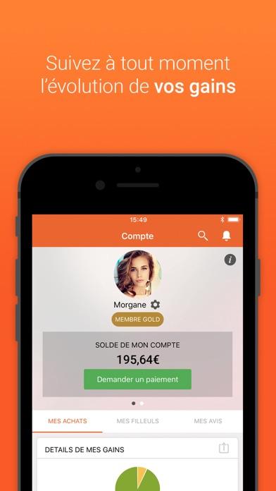 download iGraal Cashback & codes promo apps 4