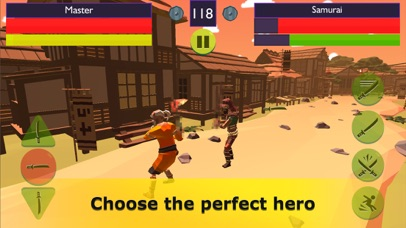 Legendary Bushido Samurai Saga Screenshot