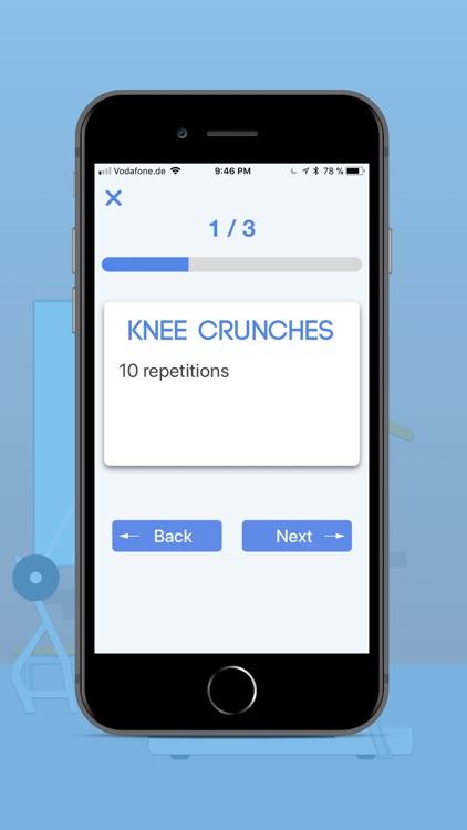 Gymstructor - Workout planner screenshot-3