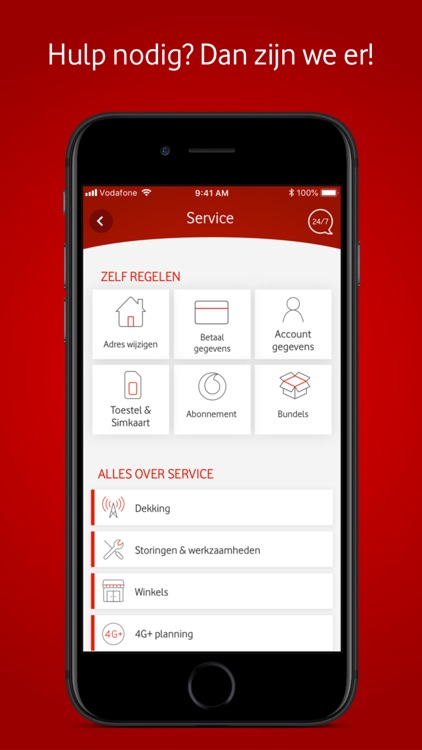 My Vodafone screenshot-3