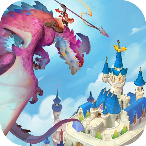 Download Sky Kingdoms - Castle Siege free for iPhone, iPod and iPad
