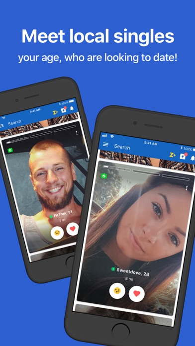 Zoosk: Match, Talk, Date, Love Screenshot
