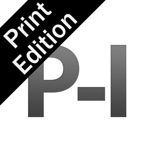 Palladium-Item Print Edition