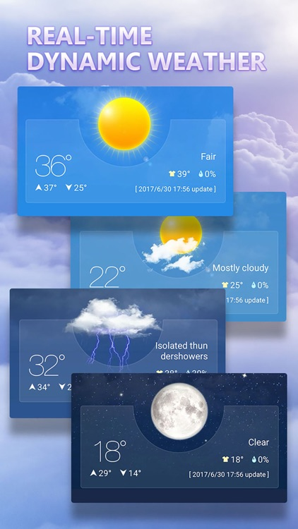 Weather Forecast - Storm Radar screenshot-4