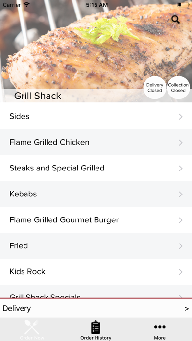Grill Shack Thornton Heath screenshot two