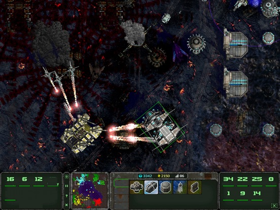 Скачать игру Land Air Sea Warfare RTS