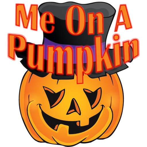 Me On A Pumpkin