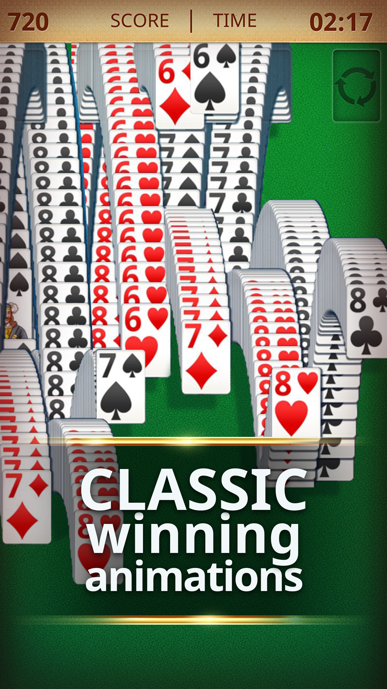 Solitaire Classic © Screenshot