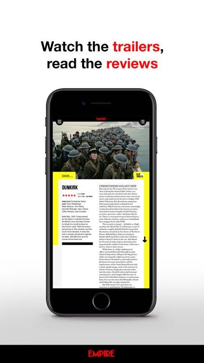 Empire Magazine: USA edition