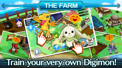 DigimonLinks screenshot 4