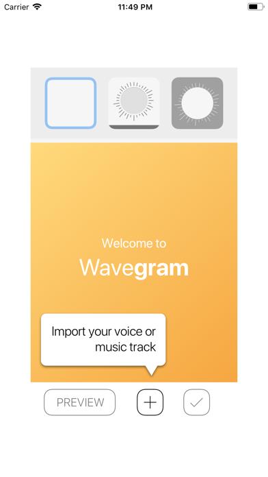 Wavegram ScreenShot6