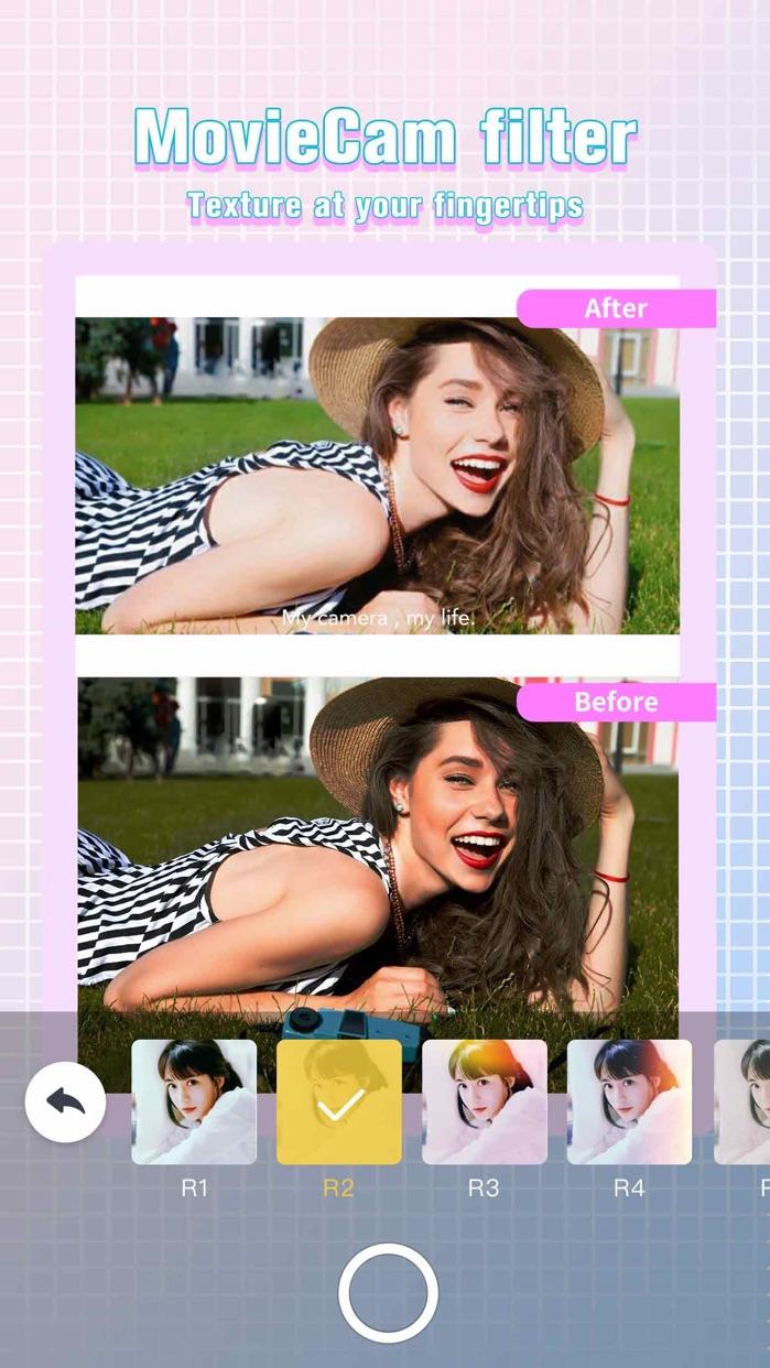 Camera360 - Selfie Sticker Cam Screenshot