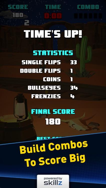 Knife Flip for Cash & Fame screenshot-3