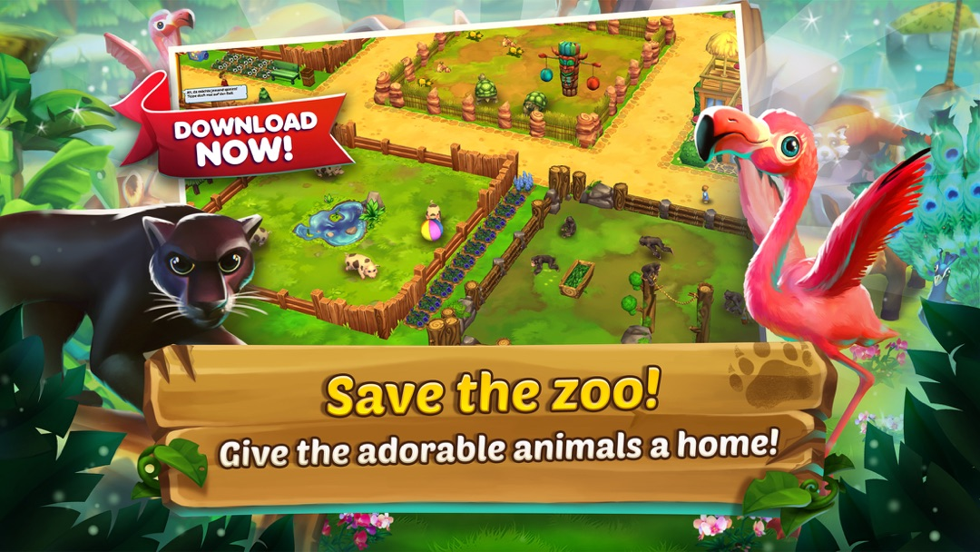 3 Minutes to Hack Zoo 2: Animal Park - Unlimited | TryCheat
