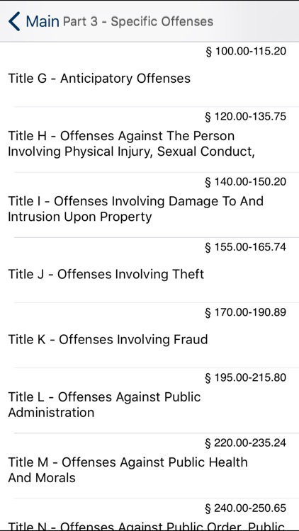 NY Penal Law 2018 screenshot-4