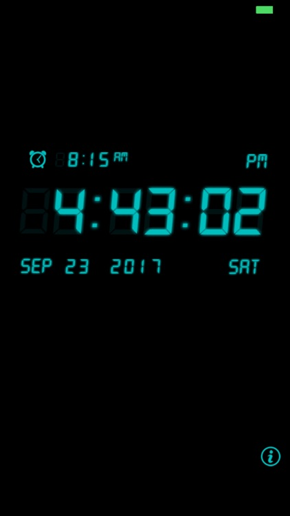 Alarm Music Clock