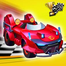 Activities of Super Cars Race