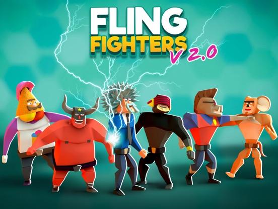 Fling Fighters для iPad