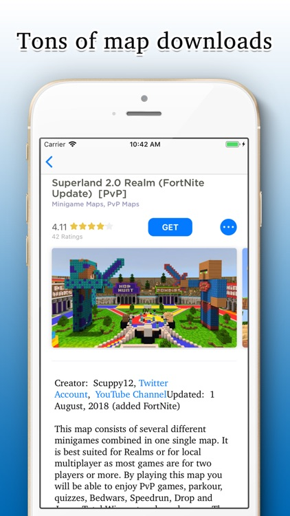 MineServer For Minecraft screenshot-3