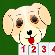 Pup Rummy | The game with numbered tiles