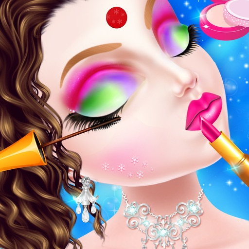 Indian Makeup Factory by Ghulam Hussain