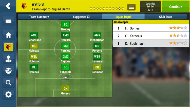 Football Manager Mobile 2018 screenshot-4