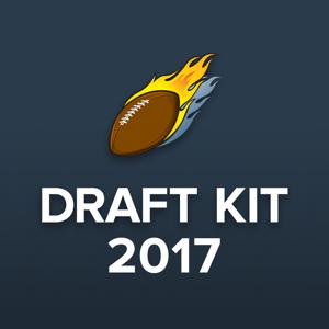 numberFire Fantasy Football Draft Kit 2017 app