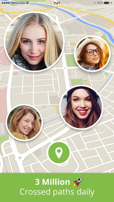 Spotted - meet, chat, date Screenshots