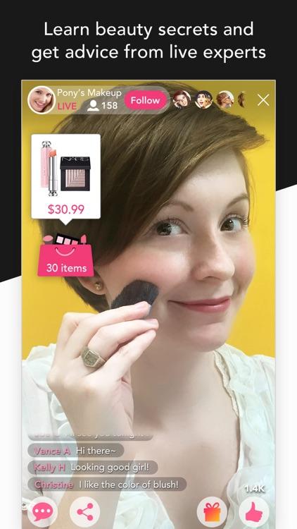 YouCam Shop Beauty & Makeup screenshot-4