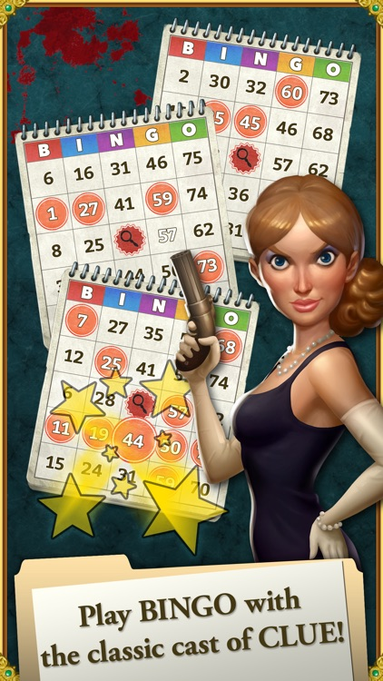 CLUE Bingo screenshot-0