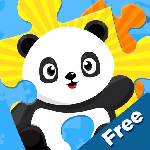 Cute Panda Jigsaw Puzzles Lite