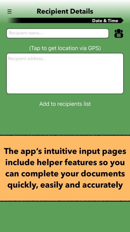 Job Sheet Pro screenshot-4