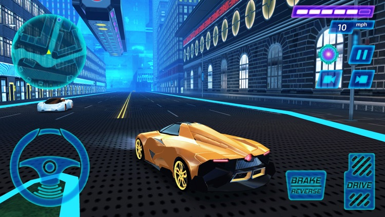 Concept Car Driving Simulator screenshot-3