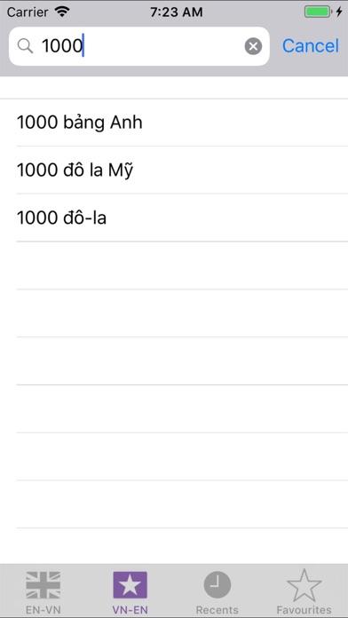 Tu Dien AV screenshot four