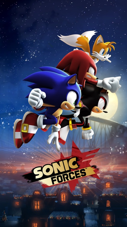 Sonic Forces screenshot-0
