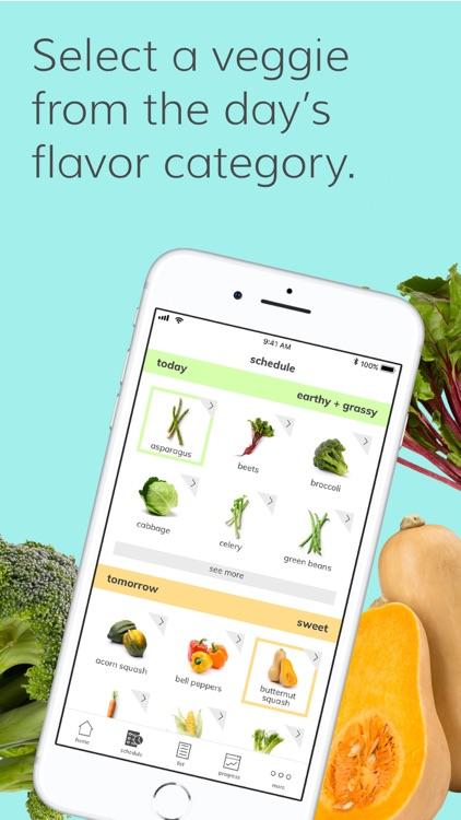 FlavorBaby – Veggies First