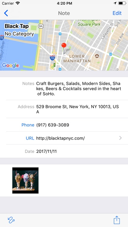 GeoMEMO - Create Your Own Map screenshot-3